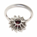 FIT FOR ROYALTY CERTIFIED BURMA 2.03ct RUBY PLATINUM + DIAMOND RING -MAGNIFICENT