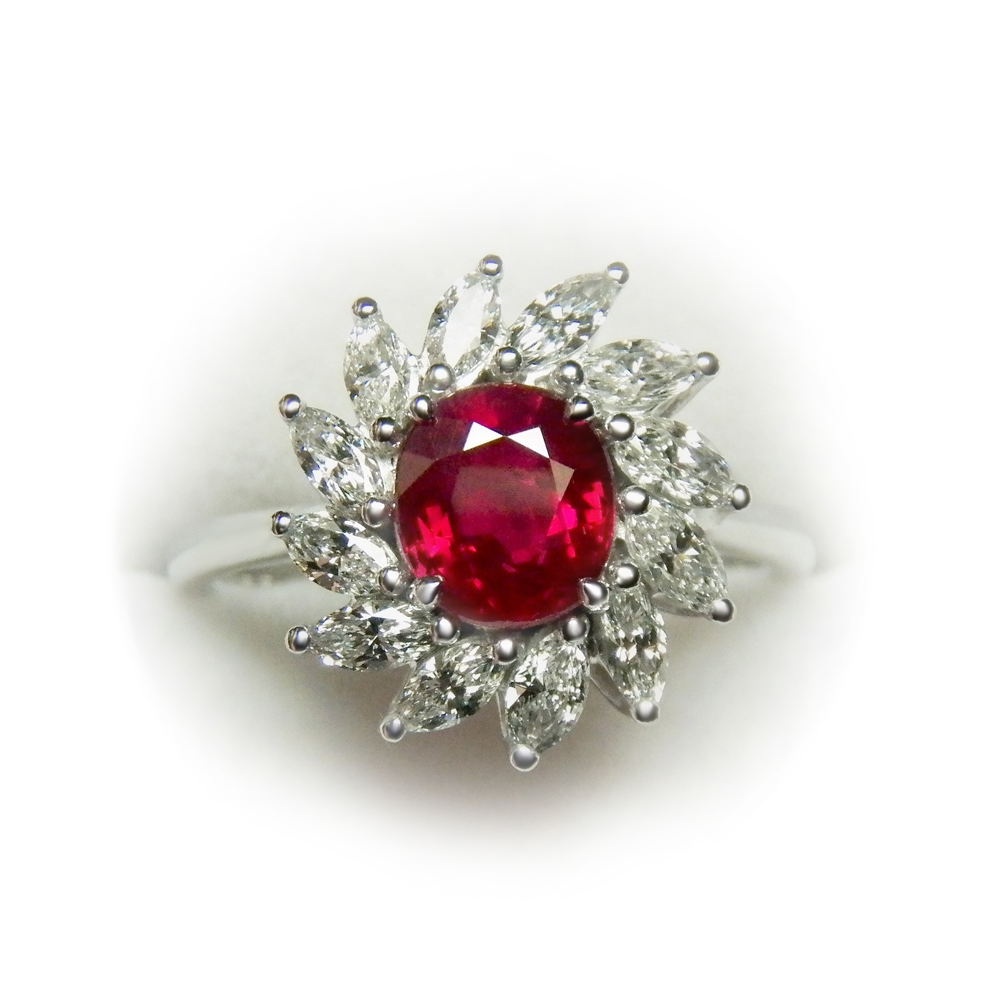 royalty certified collection burma for diamond magnificent platinum ring ruby elite the fit
