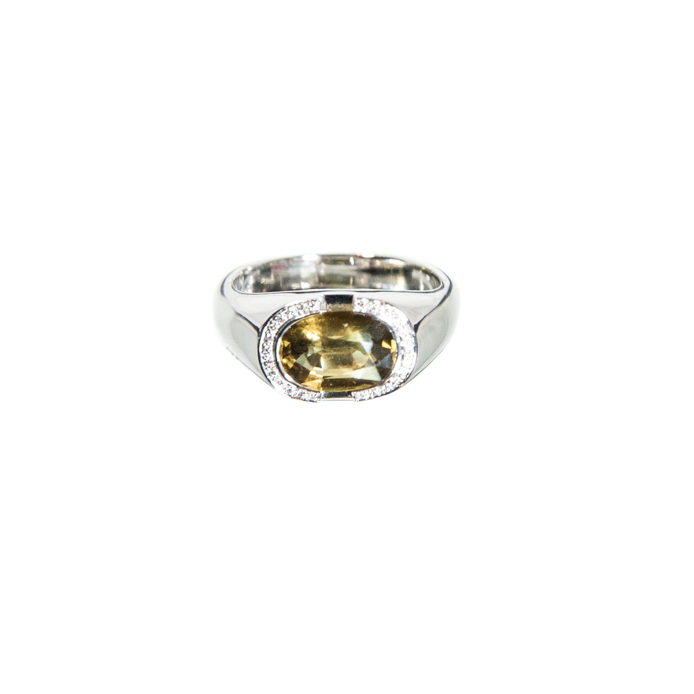 ring green by sapphire bancroft img products gold greig eternity charles